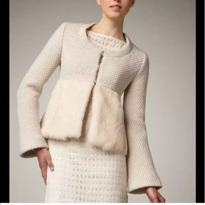 Jackets & Blazers - Authentic Nanette Lepore Fur Coat